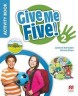Give Me Five! 2 Activity Book MACMILLAN