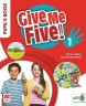 Give Me Five! 1 Pupil's Book Basic Pack MACMILLAN