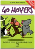 Go Movers Student's Book + CD