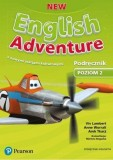 English Adventure New 2 Podręcznik wieloletni