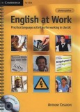 English at Work + CD
