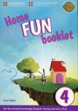 Home Fun Booklet, Level 4
