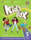 Kid's Box 5 Student's Book American English
