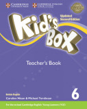 Kid's Box  6 Teacher's Book British English