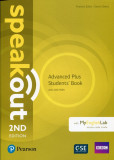 Speakout Advanced Plus Student's Book with DVD-ROM