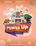 Power Up Level 2 Activity Book with Online Resources and Home Booklet