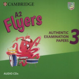 A2 Flyers 3 Audio CD
