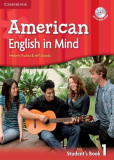 American English in Mind 1 Student's Book with DVD-ROM
