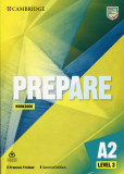 Prepare 3 A2 Workbook with Audio Download