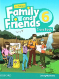 Family and Friends 2E 6 Class Book