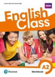English Class A2 Workbook