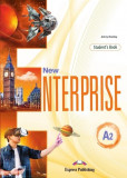 New Enterprise A2 Student's Book + DigiBook