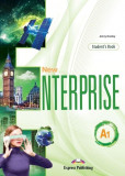 New Enterprise A1 Student's Book + DigiBook