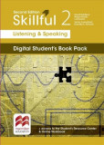 Skillful 2nd ed. 2 Listening & Speaking SB Premium