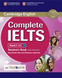 Complete IELTS Bands 5-6.5 Student's Book with Answers with CD-ROM with Testbank