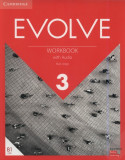 Evolve 3 Workbook with Audio