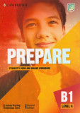 Prepare 4 Student's Book with Online Workbook