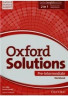 Oxford Solutions Pre Intermediate Workbook + Online Practice