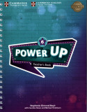 Power Up 6 Teacher's Book