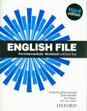 English File 3E Pre-Intermediate Workbook