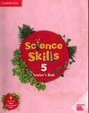 Science Skills 5 Teacher's Book with Downloadable Audio