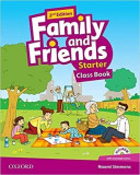 Family and Friends Starter Class Book
