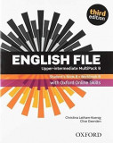 English File Upper-Intermediate Student's Book Workbook MultiPack B with Oxford Online Skills