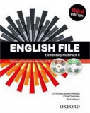 English File Elementary Multipack B Student's Book B Workbook B