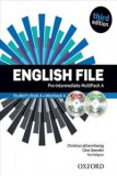 English File 3E Pre-Intermed. Multipack A + online