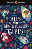 Penguin Readers Level 1 Tales of Adventurous Girls