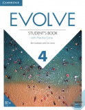 Evolve Level 4 Student's Book with Practice Extra