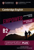Cambridge English Empower Upper Intermediate Presentation Plus (with Student's Book and Workbook)