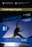 Cambridge English Empower Pre-intermediate Presentation Plus with Student's Book and Workbook