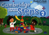Cambridge Little Steps Level 2 Student's Book