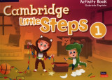 Cambridge Little Steps Level 1 Activity Book American English