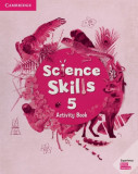 Science Skills 5 Activity Book with Online Activities