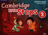 Cambridge Little Steps Level 3 Activity Book