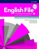 English File 4E Intermediate Student's Book/Workbook MultiPack A