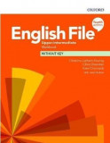 English File 4e Upper-Intermediate Workbook without key