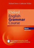 Oxford English Grammar Course Basic with key