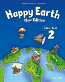 Happy Earth 2 NEW Class Book