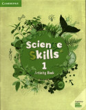 Science Skills 1 Activity Book with Online Activities