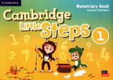 Cambridge Little Steps 1 Numeracy Book American English