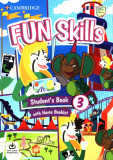 Fun Skills 3 Student's Book with Home Booklet and Downloadable Audio
