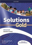 Solutions Gold Advanced Student's Book