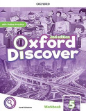 Oxford Discover 2nd Edition 5 Workbook with Online Practice