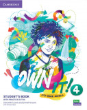 Own it! 4 Student's Book with Practice Extra