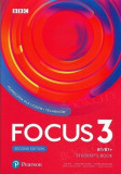 Focus Second Edition 3 Student Book + kod Digital + eBook