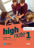 High Note 1 SB + kod Digital Resources + eBook