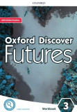 Oxford Discover Futures 3 Workbook with Online Practice